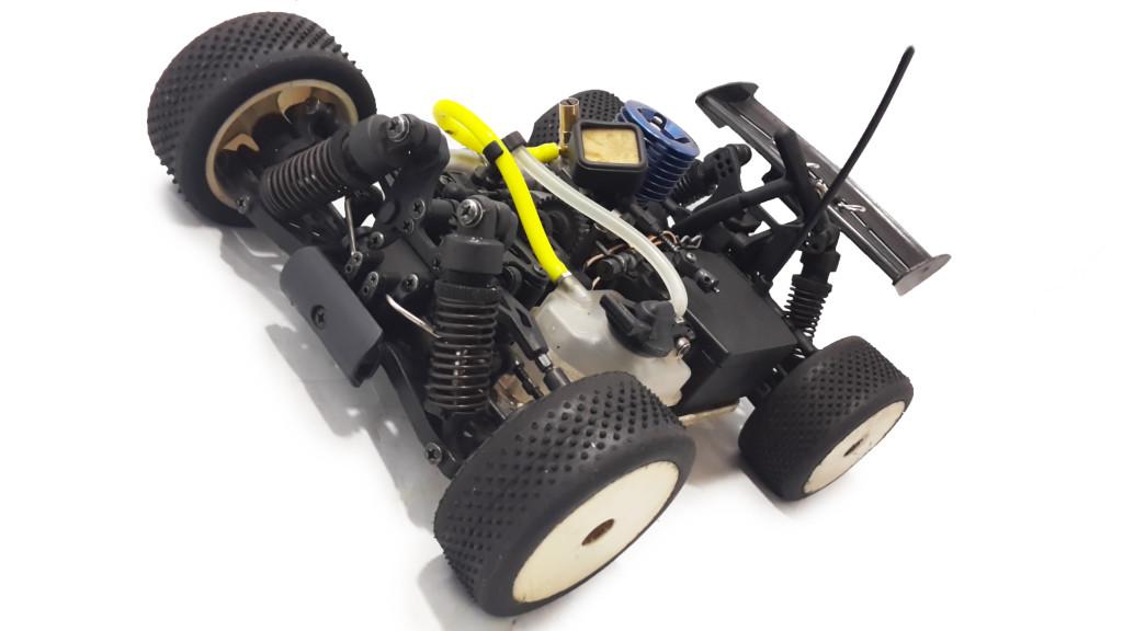 Auto modello buggy 1 16 off road scoppio macchina for Arredamento navale usato